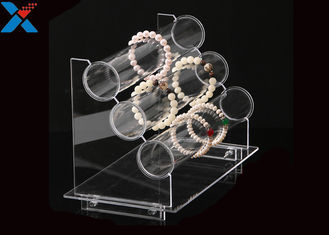 Transparent Acrylic Display Rack Jewelry Bracelet Watch Display Stand Durable
