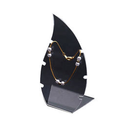 China Recyclable Jewelry Stand Base Rack Display Block , Item Jewelry Display Holder factory
