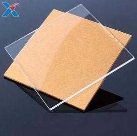 China High Transparency Acrylic Gifts Cards Invitation Box Polycarbonate Sheet Plastic Glass factory